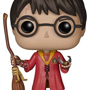 Funko - POP Movies - Harry Potter - Quidditch Harry 4
