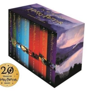 Harry Potter Children's Collection 8