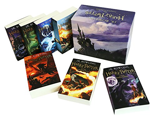 Harry Potter Children's Collection 6