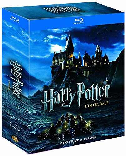 harry potter l 39 int grale des 8 films le monde des sorciers de j k rowling coffret blu ray. Black Bedroom Furniture Sets. Home Design Ideas