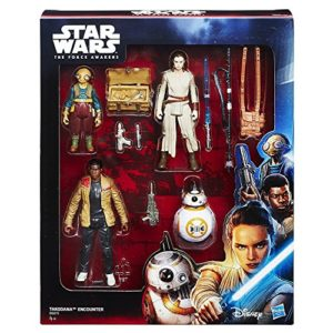 Hasbro  B6815  Star Wars The Force Awakens  Rencoontre sur Takodana  Pack 3 Figurines 95cm 0 300x300 - star-wars - Hasbro – B6815 – Star Wars : The Force Awakens – Rencoontre sur Takodana – Pack 3 Figurines 9,5cm