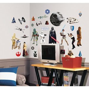 Joy Toy Stickers repositionnables Star Wars Classique Multicolore 0 300x300 - star-wars - Joy Toy Stickers repositionnables Star Wars Classique Multicolore