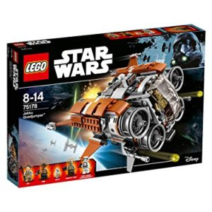 LEGO Star Wars - Le Quadjumper de Jakku - 75178 - Jeu de Construction 9