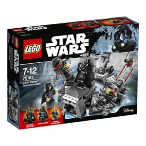 LEGO Star Wars - La transformation de Dark Vador - 75183 - Jeu de Construction 7