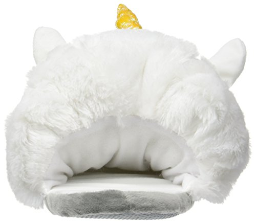 Star Images Peluche Licorne Chaussons 2