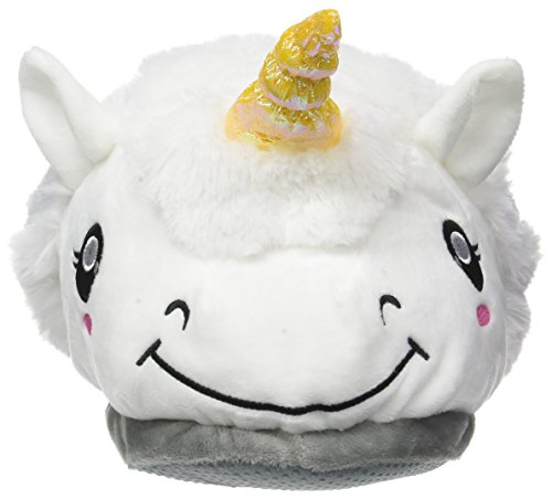 Star Images Peluche Licorne Chaussons 4
