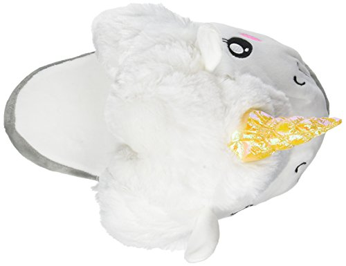 Star Images Peluche Licorne Chaussons 7