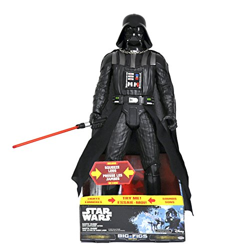 Star Wars  - 96762 - Figurine - Darth Vader - Électronique - 50 Cm 3