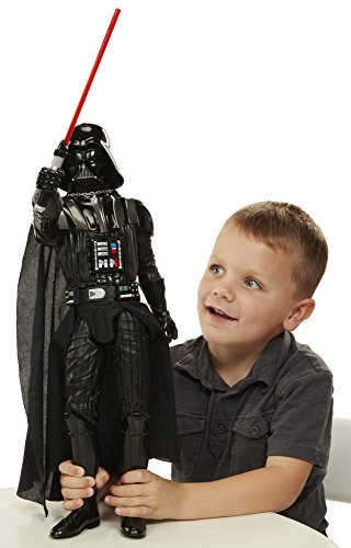 Star Wars  - 96762 - Figurine - Darth Vader - Électronique - 50 Cm 6