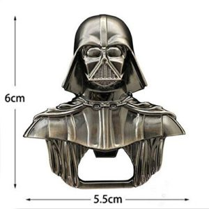 Star Wars Dcapsuleur en mtal Motif Darth Vader porte cls 0 300x300 - star-wars, cinema - Star Wars Décapsuleur en métal Motif Darth Vader - porte-clés
