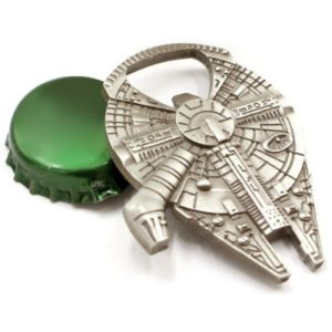 Star Wars Millennium Falcon Metal Bottle Opener 7