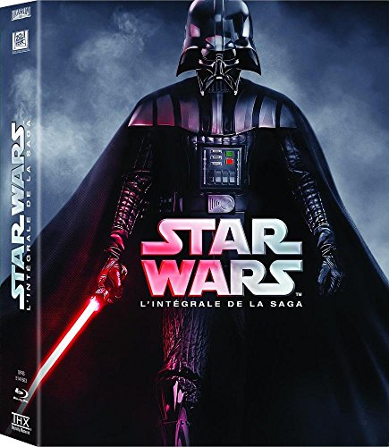 Star Wars-La Saga [Blu-Ray] 1