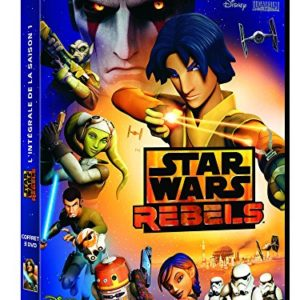 Star Wars Rebels Lintgrale de la saison 1 0 300x300 - star-wars, cinema - Star Wars Rebels - L'intégrale de la saison 1
