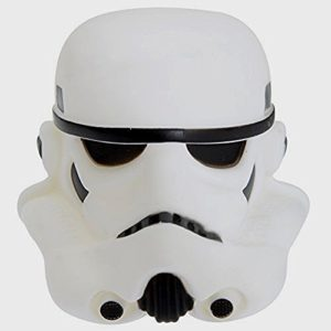 Star Wars Stormtrooper Illumi, Plastique, blanc, Taille unique 14