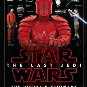 Star Wars The Last Jedi  The Visual Dictionary 3