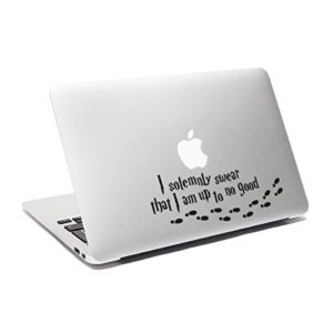 Sticker Macbook Harry Potter I Solemnly Swear That I Am Up to No Good 0 300x300 - harry-potter, cinema - Sticker Macbook Harry Potter I Solemnly Swear That I Am Up to No Good