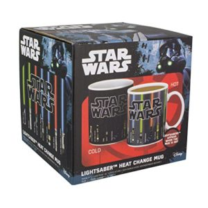 Tasse Star Wars avec sabre laser qui change de couleur au contact de la chaleur Multicolore 0 300x300 - star-wars - Tasse Star Wars avec sabre laser qui change de couleur au contact de la chaleur Multicolore