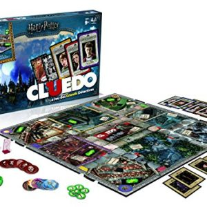 CLUEDO HARRY POTTER - Jeu de société - Version francaise 7
