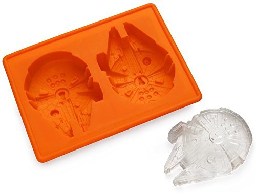 newyond Bac à glace en silicone pour les amateurs de Star Wars ou Party 3