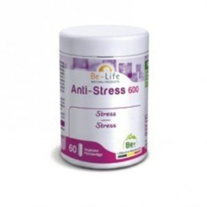 Be life Anti stress 600 pot 60 capsules 0 300x300 - stress, bien-etre - Be life Anti stress 600 pot 60 capsules