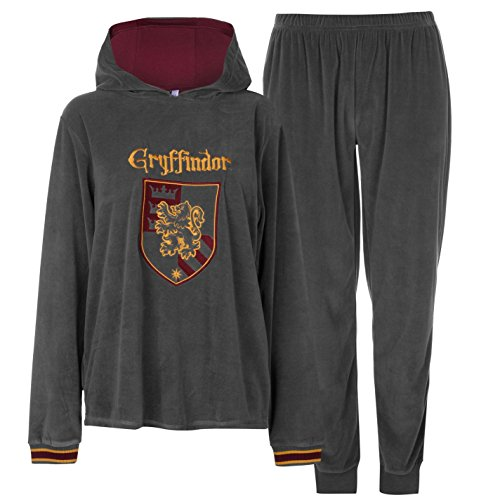 harry potter gryffindor ensemble de pyjama femme personal gifter. Black Bedroom Furniture Sets. Home Design Ideas