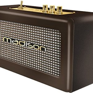 Madison 10-7086 FREESOUND-VINTAGE-WD Enceinte Bluetooth Portable 33