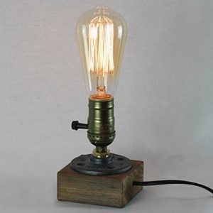 Ampoule Edison Vintage 60w - Vintage Rétro Industrie à filament long 64mm E27 - The Retro Boutique ® 12