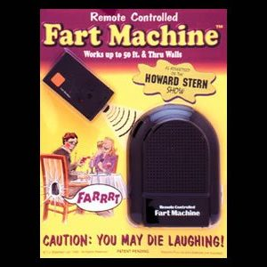 Fart Machine 7