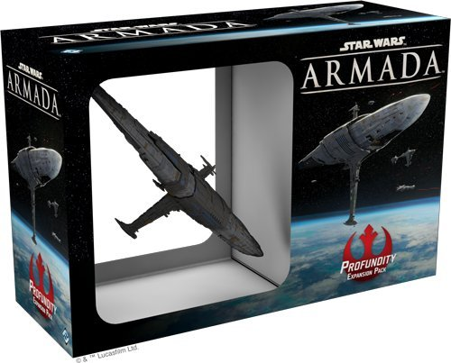 Star Wars Armada Profundity Expansion Pack 0 - star-wars, cinema - Star Wars: Armada - Profundity Expansion Pack
