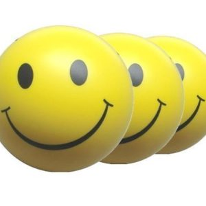 2 x Happy Jaune Bille Smiley Rebondissant Balles Antistress 0 300x300 - stress, bien-etre - 2 x Happy Jaune Bille - Smiley - Rebondissant Balles Antistress