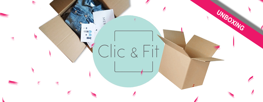 ouverture box clic and fit personalgifter - tests, mode - Unboxing Clic and Fit - Personal Gifter ouvre avec vous !
