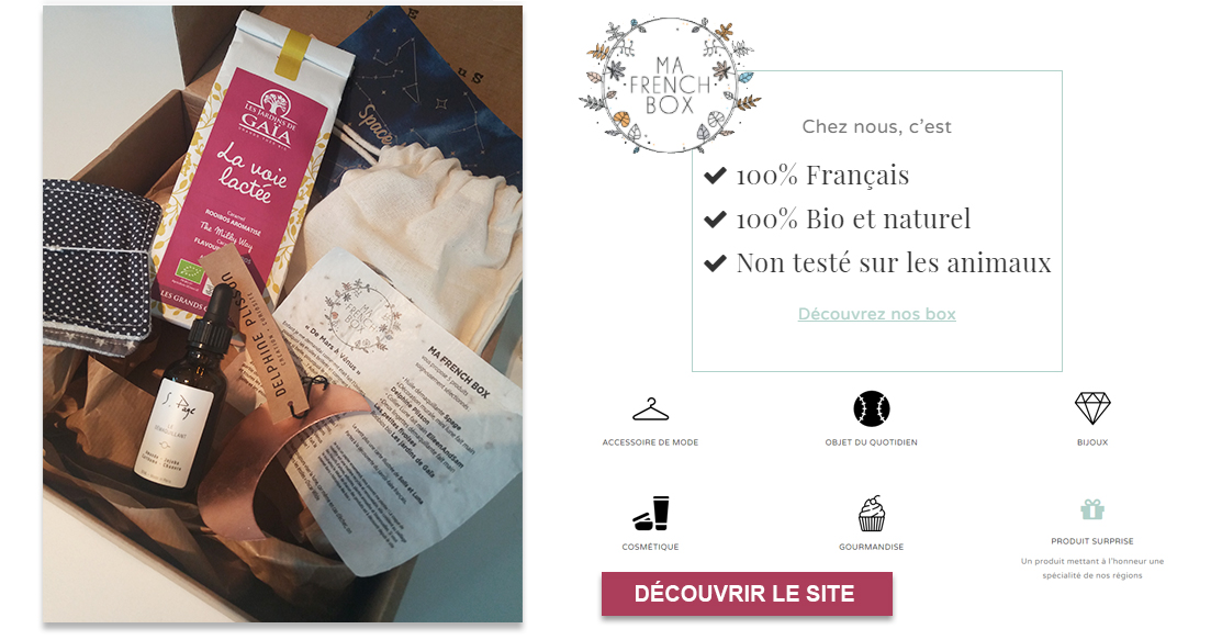 personalgifter unboxing frenchbox mars - tests, consommer-francais, artisanat - On ouvre la Frenchbox de Mars