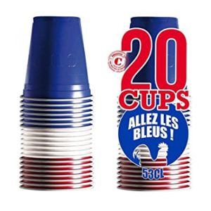 20 Gobelets Amricains Original Cup France 53 cl 0 300x300 - foot, sport, supporter-des-bleus - 20 Gobelets Américains Original Cup France 53 cl