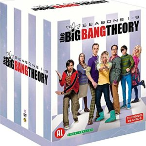 Big Bang Theory L'integrale Saisons 1-9 /v Dvd 17
