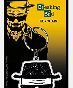 Breaking Bad Heisenberg Rubber Keychain 2
