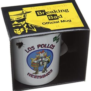 Breaking Bad MG22468 (Los Pollos Hermanos) Mug, Multicolore, 11oz/315ml 30