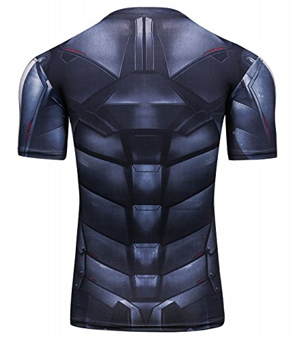 Cody Lundin Chemise Manches courtes Homme Superhros vs Bat hros Sport Fitness Exercice Running T Shirt 0 0 - running, sport - Cody Lundin Chemise Manches courtes Homme Superhéros vs Bat héros Sport Fitness Exercice Running T-Shirt