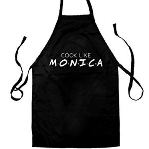 Dressdown Cook Like Monica - Unisex Tablier pour adulte - 8 couleurs 27