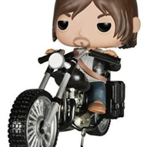 Funko - POP Rides - Walking Dead - Daryl's Bike 44