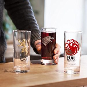 ABYstyle - GAME OF THRONES - Set de 3 verres 14