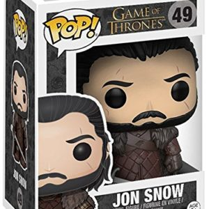 Funko Pop Vinyl: Game of Thrones: S7 Jon Snow, 12215 9
