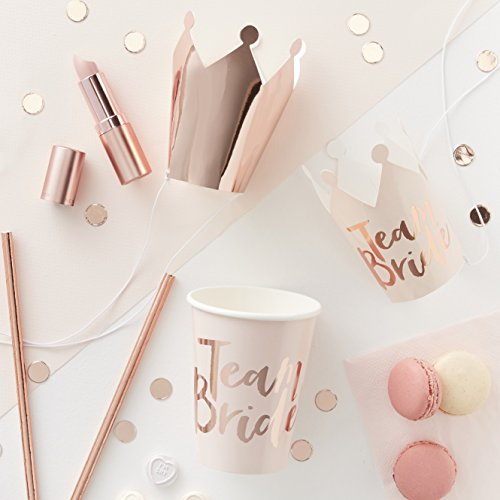 ROSE GOLD FOILED GOODBYE MIS HELLO MRS ADVICE BOOK TEAM BRIDE 0 0 - lifestyle, evjf - ROSE GOLD FOILED GOODBYE MIS. HELLO MRS ADVICE BOOK - TEAM BRIDE