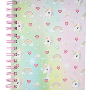 Rainbows & Unicorns A5 Notebook School Equipment 33
