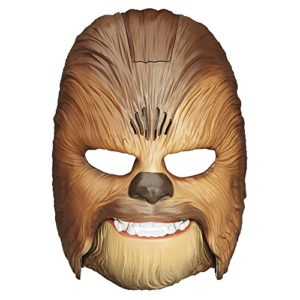 Star Wars  Chewbacca Electronique Mask - Marron 4