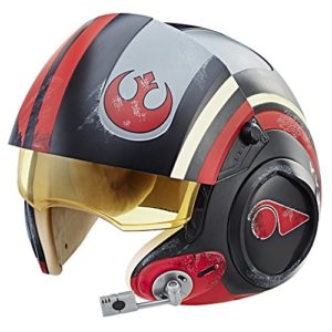 Star Wars – Casque Electronique Poe Dameron – The Black Series - Effets Sonores - Edition Collector 5