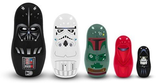 The Empire Plastic Nesting Dolls Star Wars 0 - star-wars, cinema, noel-pour-tous, noel-a-moins-de-100-euros - The Empire Plastic Nesting Dolls (Star Wars)