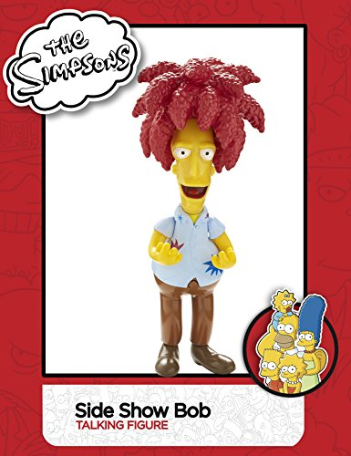 The Simpsons Sideshow Bob Figure avec son 0 0 - autreseries, serie, cinema - The Simpsons Sideshow Bob Figure avec son