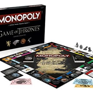 Winning Moves - 0970 - Monopoly Game Of Thrones - Version Française 69