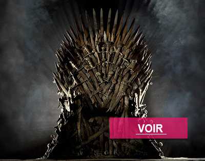 Game of thrones Fan de séries