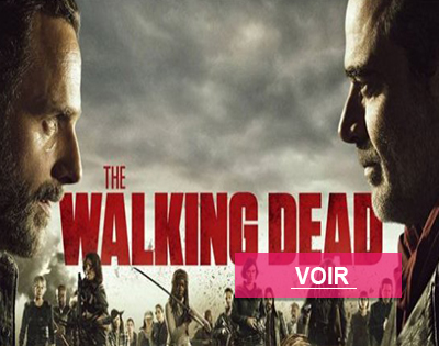 the walking dead Fan de séries